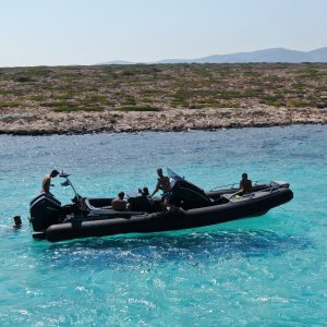 Luxury Boats Rent in Paros - Seacret Cruises