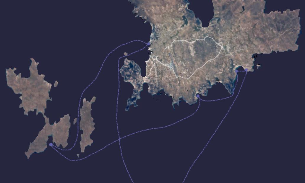Mikonos Cruise